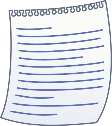 Ruled Writing Paper Handwriting & Graph Paper Staples